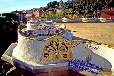 Banc Parc Guell by Gaudi Designer Parc G 252 Ell Gt Visite Suite De Photos Du