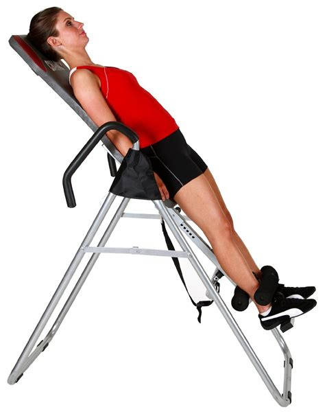 stretch back without inversion table back stretcher seen at dr oz gt top lower back