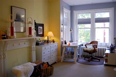 Master Bedroom And Home Office Home Office Master Bedroom Eclectic Home Office
