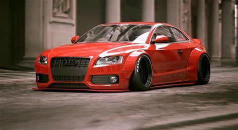 Build Audi S5 by Liberty Walk Audi A5 S5 Rs5 Build Race Party