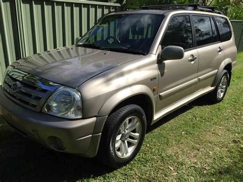grand vitara xl  bronze  vehicle sales