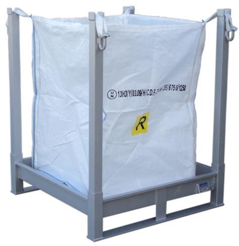 struttura porta strutture e vasche porta big bag essegi meccanica