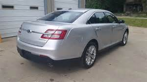 2015 Ford Taurus Limited New 2015 Ford Taurus For Sale Cargurus