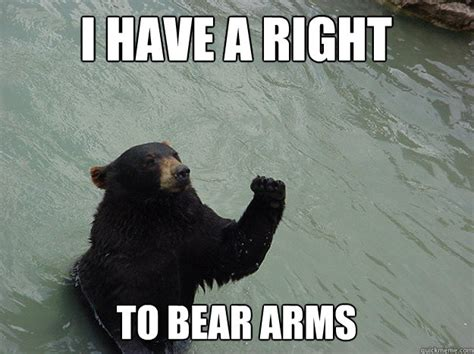Right To Bear Arms Meme - right to bear arms memes