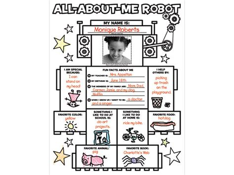 about me poster template poster template 187 all about me poster template poster