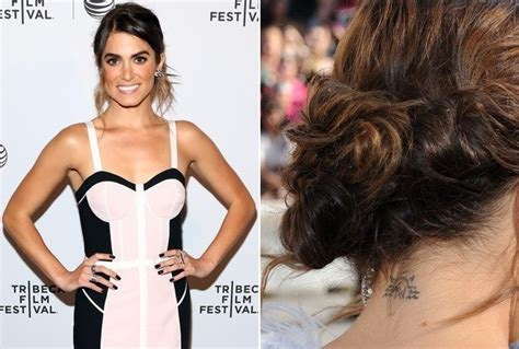 nikki reed tattoo 50 best tattoos to get inspired from