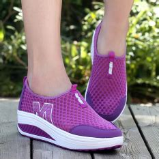 Lawrensia Lawrensia Wedges sneakers for for sale up to 60 lazada