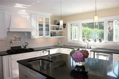 Kitchen Cabinets Glass Inserts Not A House But A Home Home Renovating