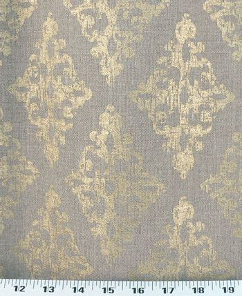 Medium Weight Upholstery Fabric by Luster Gold Design Traditional Fabric Type Medium Weight