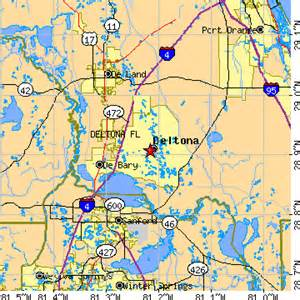 map of deltona florida deltona fl zip code map pictures to pin on