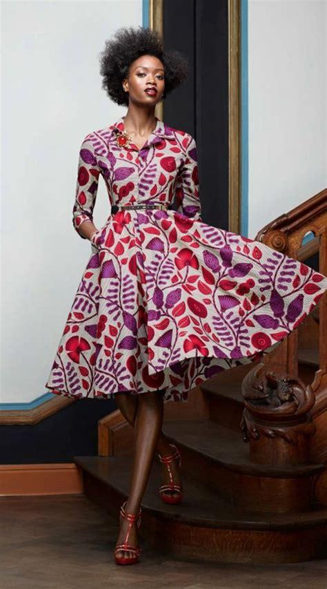 Robe Africaine Chic 2018 - 1001 id 233 es de pagne africain styl 233 et comment le porter