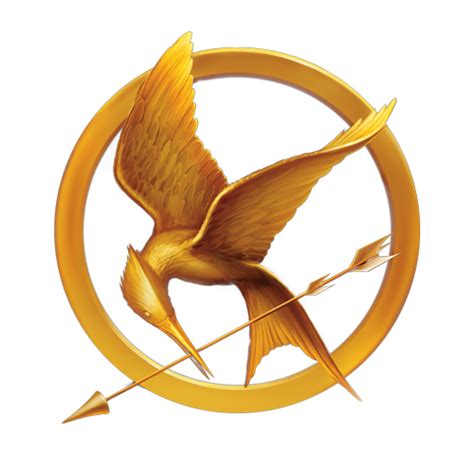 Gelang Mockingjay Gold 1 image the mockingjay pin psd by thepolkadot d4ui2q0 png the hunger wiki fandom