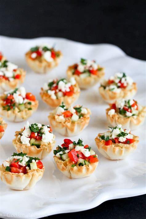 14 Elegant Bridal Shower Appetizers   Appetizer recipes