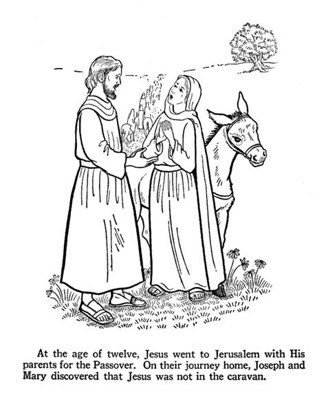 coloring pages jesus mary and joseph mary and joseph coloring pages coloring home