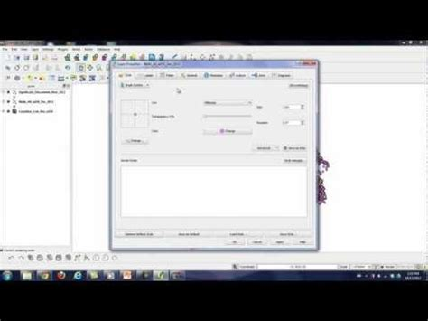 tutorial basico qgis videos youtube video tutorial sig 02 168 simbologia 168 en