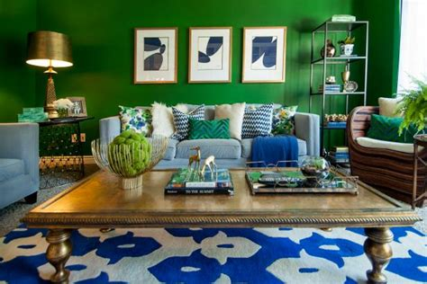 kelly green and gray living room kelly green and gray photo page hgtv