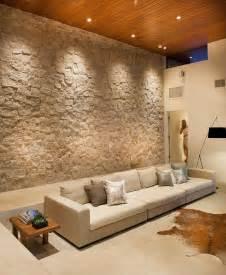 strukturwand wohnzimmer 65 ideen f 252 r wand gestaltung mit naturmaterialien