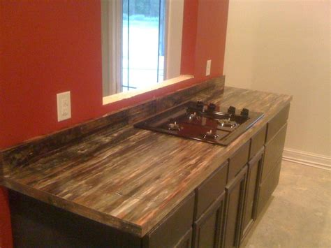wood laminate countertop deductour petrified wood formica laminate modern kitchen chicago by pembers countertop solutions llc