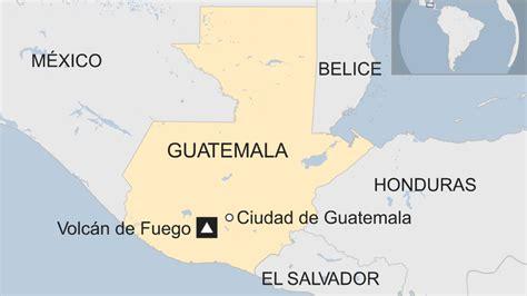 gua de co 8467559934 volcan de fuego guatemala mapa newbranch
