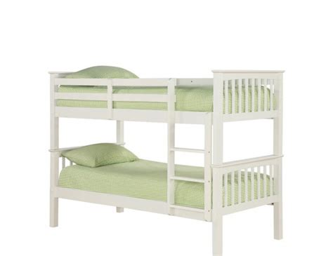 Albany Bunk Bed Albany White Bunk Bed 3ft Uk Delivery