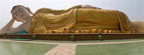 reclining buddha myanmar an afternoon in bago myanmar visiting the reclining