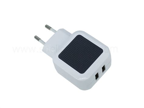 Tc 2a Dual Usb Travel Charger Dual Usb 23 dual usb travel charger 2 4a smart ic sgs ce s tr 057 wall charger contact rz sales shell elec