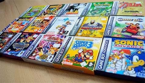 gba best 50 best gba of all time to try before you die
