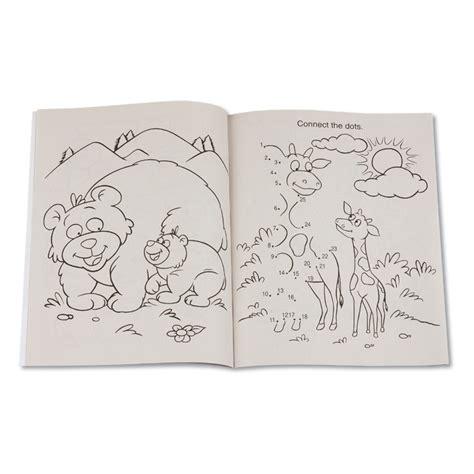coloring book zip drive 4imprint time coloring book 1034 ft imprinted