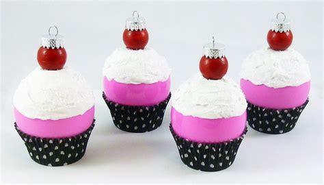 styrofoam cupcake ornament ornament challenge 2011 cupcake ornaments