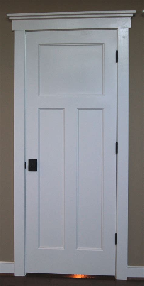 Interior Door Trims Craftsman Style Interior Doors Home Remodeling Pinterest