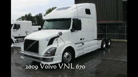 volvo trucks for sale in florida volvo trucks for sale 2009 volvo vnl 670 florida truck