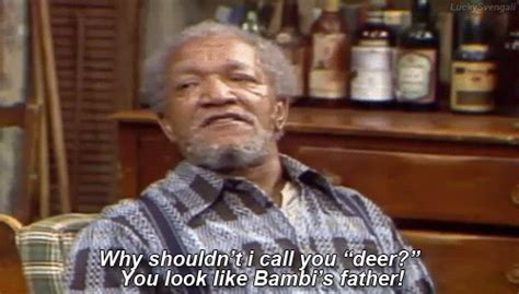 Sanford And Son Meme - aunt esther sanford funny quotes quotesgram
