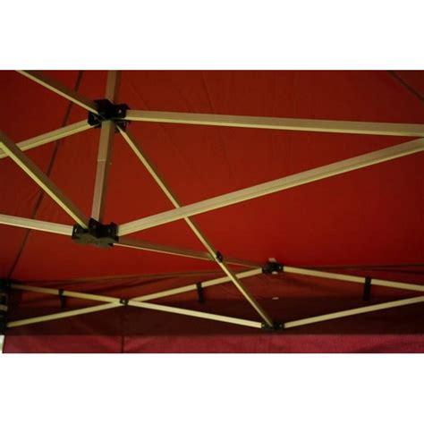 gazebi per fiere gazebo pieghevole richiudibile in alluminio per fiere 3x6