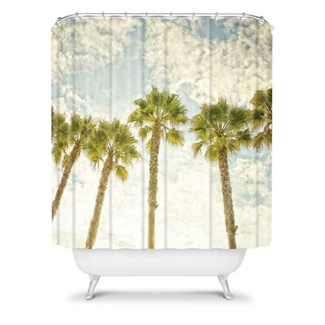 shower curtains with palm trees palm trees shower curtain