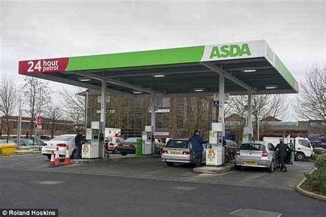 Car Light Bulbs Asda Asda Morrisons Sainsbury S And Tesco Lead Way With Fuel