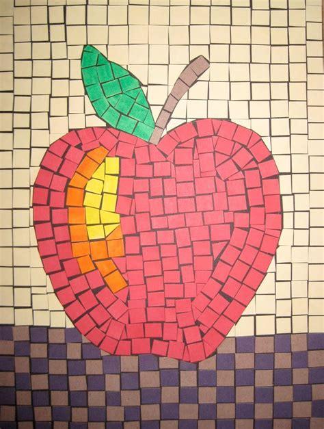 mosaic pattern drawings mosaic patterns for kids www pixshark com images