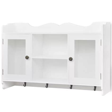white glass storage cabinet white mdf wall cabinet display shelf book dvd glass