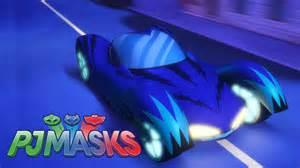 pj masks watch cat car