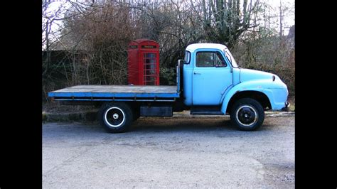 j scow for sale bedford j type vintage truck for sale 2 youtube