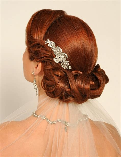 vintage hairstyles for weddings 30 unique wedding hairstyles hot penguin