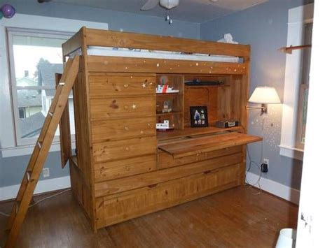bunk bed with trundle and desk bunk bed with storage desk and trundle julian would