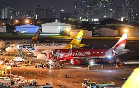 airasia terminal 2 airasia philippines relaunches manila to davao route