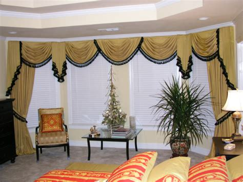 Unique Window Curtains Decorating Decorating By Homepage