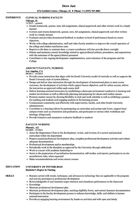 nurse resume example resume badak