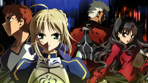 wallpaper anime fate stay night fate stay night fate stay night wallpaper