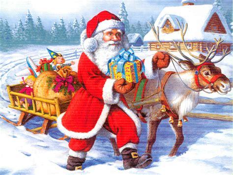 images of christmas santa christmas santa wallpapers