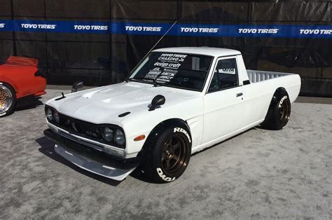 nissan sunny pickup top tuner cars of the 2015 sema show motor trend