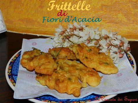 frittelle con fiori di acacia frittelle di fiori d acacia la cascata dei sapori