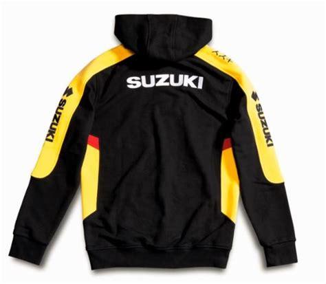 Suzuki Sweatshirt Team Yellow Suzuki Hoodie