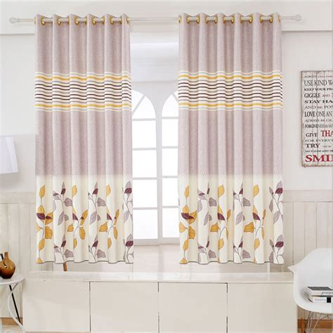 Kitchen Door Curtains Aliexpress Buy Children Room Divider Kitchen Door Curtains Pastoral Floral Window